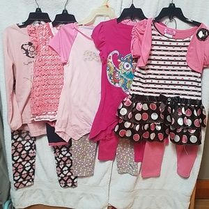 Other - Bundle of 5 2 Piece Matched Outfit Sets 6Match02